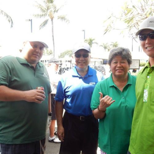 Martha Nobriga and her team