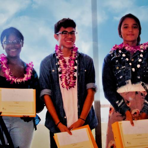 Our winners of the 2018 Safety Essay Writing Competition