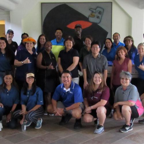 All our wonderful Volunteers!