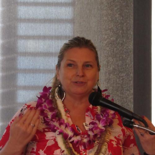 Leslie Door, VP/President Elect 2019-2020