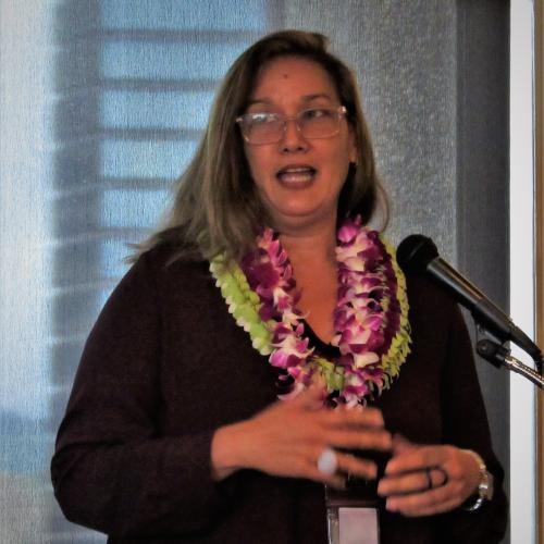 Ellen Mimori, Secretary 2019-2020