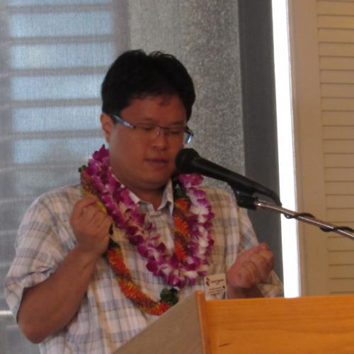 Takushi Nagayama, Treasurer 2019-2020