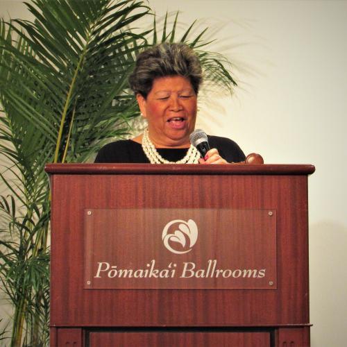 President Martha Nobriga