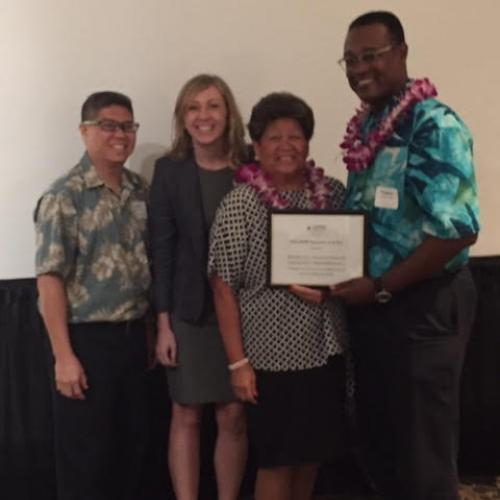 HAIP honored to receive Organization of the Year by CPCU