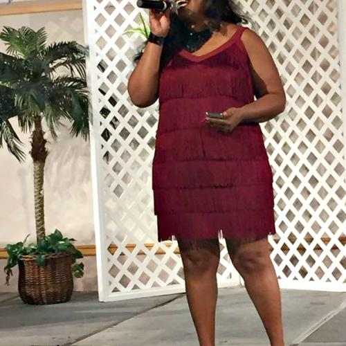 Entertainment performed by HAIP's own Chenise Blalock