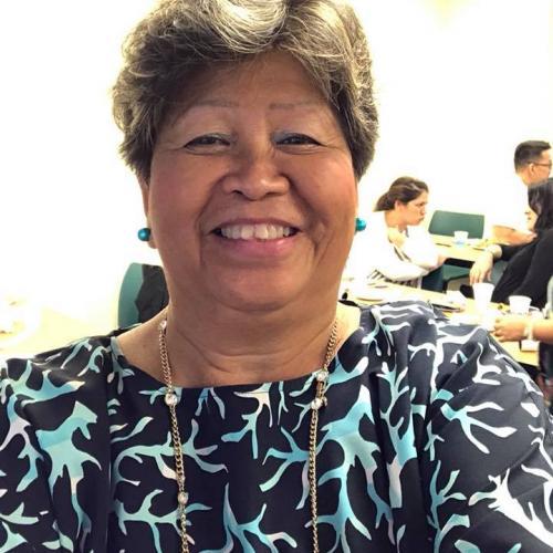 Martha Nobriga, HAIP VP and President-Elect