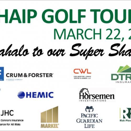 HAIP Super Shamrock Sponsors