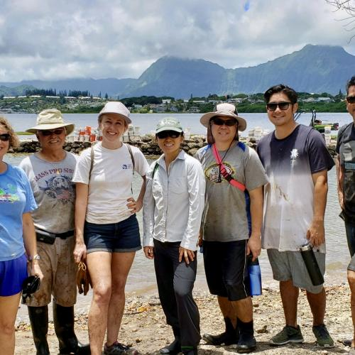 HAIP members joined other insurance professionals in this worthy community service project