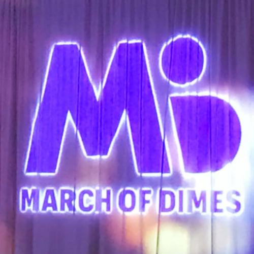 March of Dimes has updated their logo!